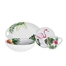 Tropical Dinnerware   Palm Tree Dinnerware Sets   Bed Bath & Beyond