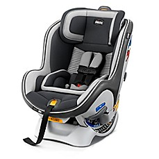 image of Chicco® NextFit® iX Zip Air + Newborn Fit Convertible Car Seat in Atmos