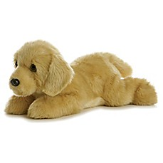 Giant stuffed animals cute cats dogs stuffed animals bed bath aurora goldie golden retriever dog plush toy in tan aloadofball Gallery