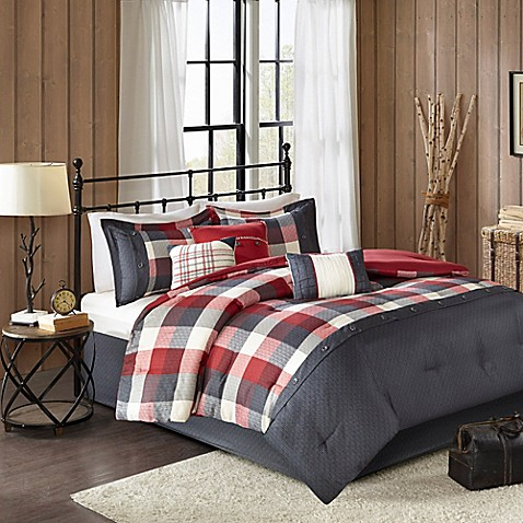 Delightful Madison Park Ridge Herringbone Comforter Set Ideas