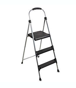 Escalera plegable Cosco® Signature Premium, de 3 escalones