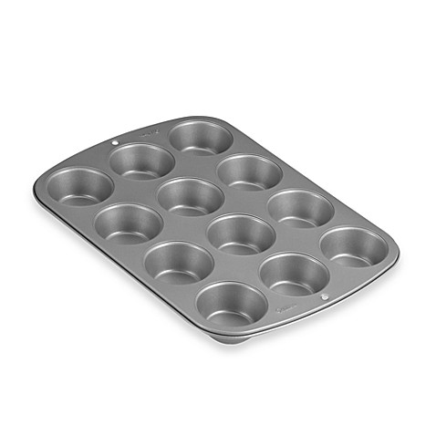Wilton® Baker's Best 12-Cup Muffin Pan