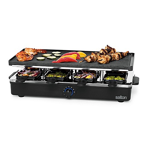 Raclette Grill Bed Bath And Beyond
