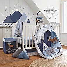 image of Levtex Baby Trail Mix Crib Bedding Collection