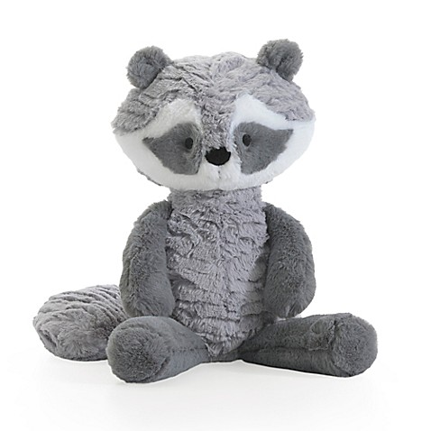 Lambs Amp Ivy 174 Little Woodland Forest Plush Raccoon Toy