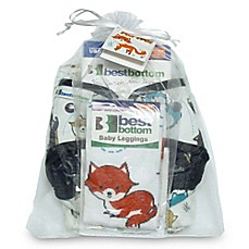 image of Best Bottom 3-Piece Fox Trot Gift Set