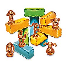 image of Popular Playthings Monkey Blocks