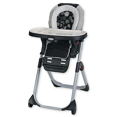 Graco 174 Duodiner Milan 3 In 1 Convertible High Chair In