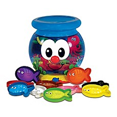 image of The Learning Journey Learn with Me Color Fun Fish Bowl
