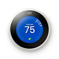 image of Nest Learning Third Generation Thermostat