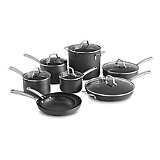 image of Calphalon® Classic Nonstick 14-Piece Cookware Set and Open Stock