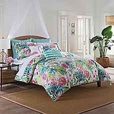 bag com a set tropical slp bedding palm amazon in paradise x comforter bed leaves coastal blue tree