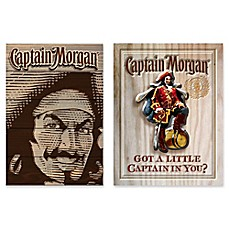 image of Captain Morgan Decorative Sign Collection