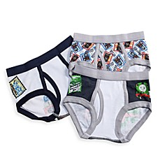 image of Thomas & Friends® 3-Pack Toddler Briefs