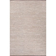 image of Nikki Chu by Jaipur Living Vega Subra Drizzle Rug in Grey