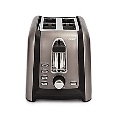 image of Oster® 2-Slice Toaster in Black Stainless
