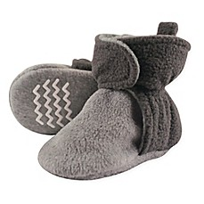 image of Hudson Baby® Fleece Lined Scooties in Charcoal/Grey