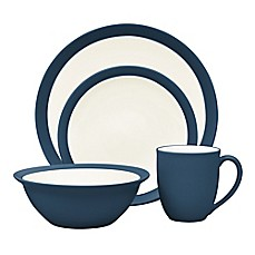 image of Noritake® Colorwave Curve Dinnerware Collection in Blue
