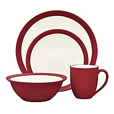 image of Noritake® Colorwave Curve Dinnerware Collection in Raspberry
