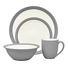 image of Noritake® Colorwave Curve Dinnerware Collection in Slate