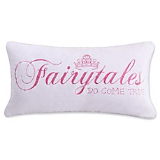 image of levtex home brittney ballerina square throw pillow in pink