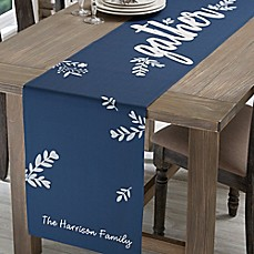 image of Cozy Home Table Runner