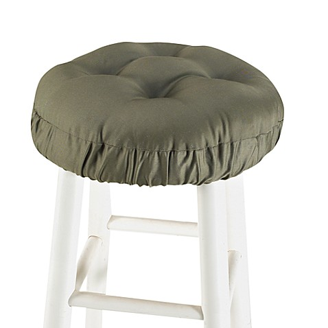 Buy Klear Vu Twill Barstool Cover In Celadon From Bed Bath