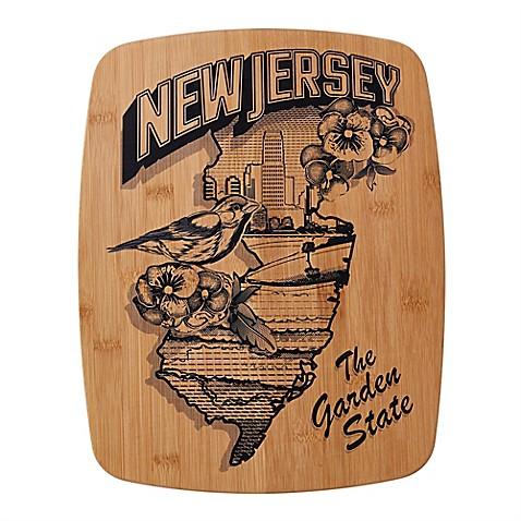 Farberware® New Jersey Postcard Cutting Board - Bed Bath & Beyond