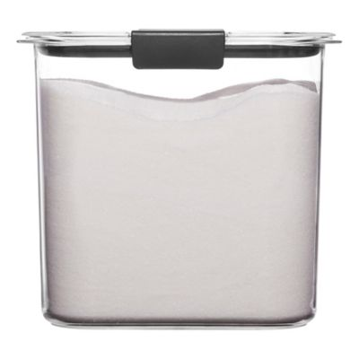 Rubbermaid Brilliance 12 Cup Sugar Dry Storage Container