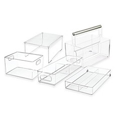 InterDesign® Bath Organizer Collection