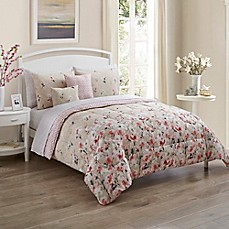 Gentil Image Of Rose Garden Comforter Set