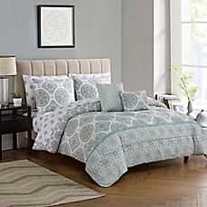 comforter lucianna pottery c sham products barn