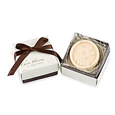 image of Kate Aspen® Cherry Blossoms Soap Wedding Favor