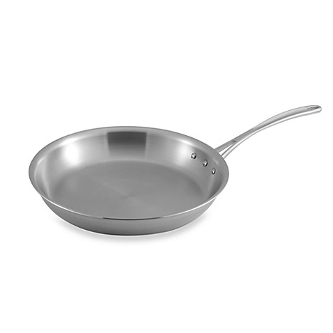 buy calphalon tri ply stainless steel 12 inch omelette pan u0026 beyond
