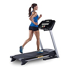image of Gold's Gym® Trainer 430i Treadmill in Black
