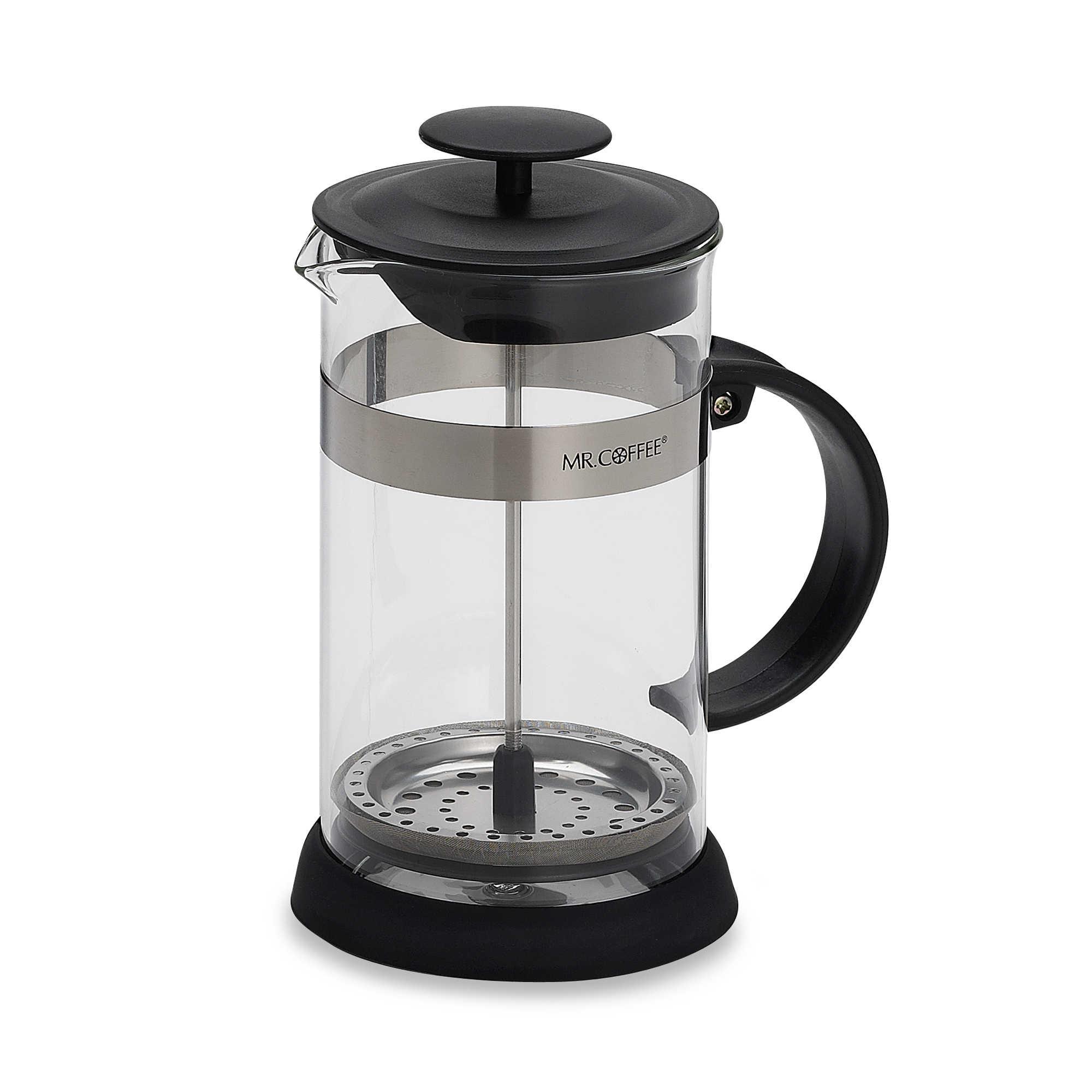 Bed bath beyond french press - Mr Coffee Reg 4 Cup Coffee Press In Black