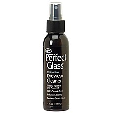 image of Hope's Perfect Glass™ Triple-Action Eyewear Cleaner