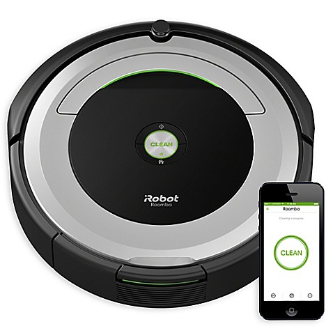 iRobot® Roomba® 690 Wi-Fi® Connected Vacuuming Robot