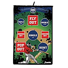 image of Franklin® Sports Baseball Target Indoor Pitch Game in Green