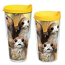 image of Tervis® Star Wars The Last Jedi Porgs Wrap Drinkware with Lid