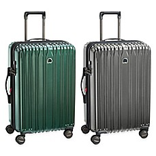 image of DELSEY PARIS Chromium Lite 25-Inch Expandable Upright Spinner Suitcase