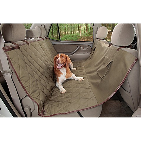 solvit deluxe hammock seat cover for pets bed bath beyond. Black Bedroom Furniture Sets. Home Design Ideas