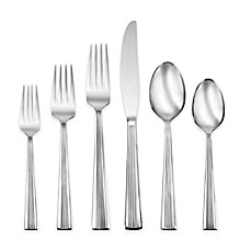 image of Oneida® Corbett 114-Piece Flatware Set