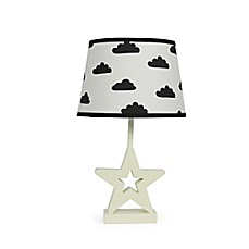 image of The Peanut Shell® Star Black Cloud Lamp