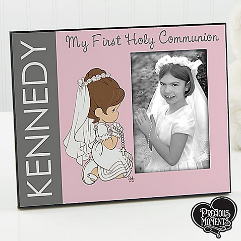 Precious Moments® 1st Communion Photo Frame for Her - Bed Bath & Beyond