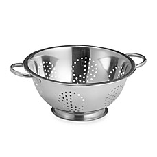 image of Focus Stainless Steel 5 qt. Colander