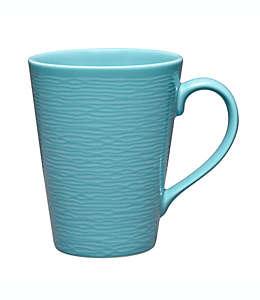 Taza de porcelana Noritake® Turquoise color turquesa