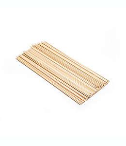 Brochetas de bambú Farb SALT