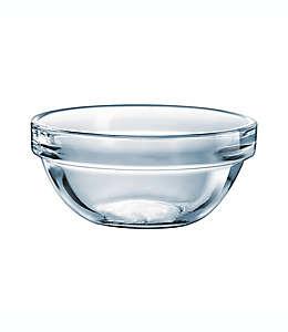 Tazón apilable de vidrio Del Spina®, de 7.62 cm