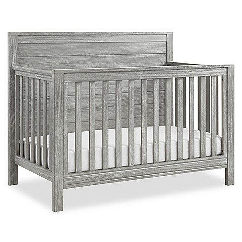 Davinci Fairway 4 In 1 Convertible Crib In Rustic Grey